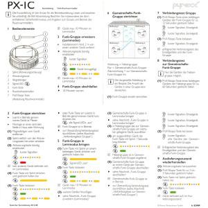 Pyrexx-PX-1-Kurzanleitung