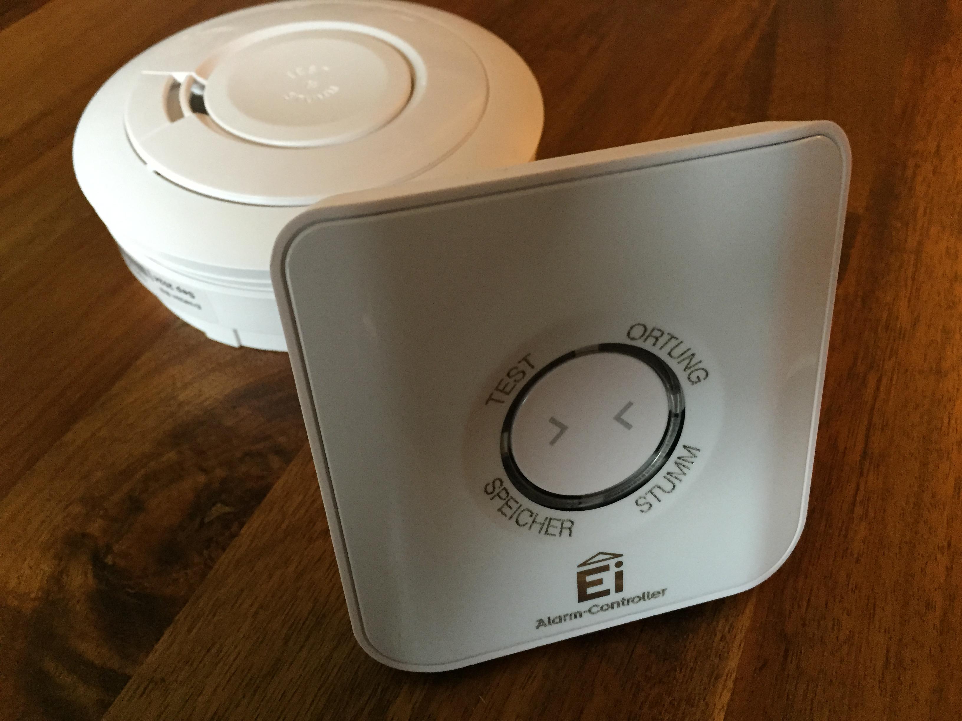 Ei Electronics Ei650w Mit Funkmodul Ei650m Test Rauchmelder Experten