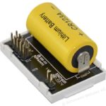 festverbaute Batterie für Feuermelder