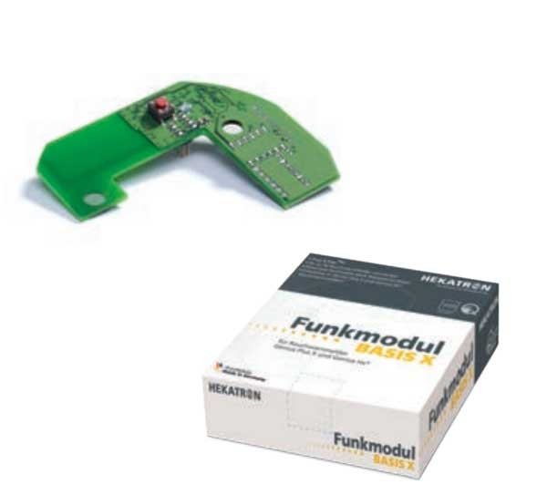 Funkmodul Hekatron Basis X H-FunkmodulBasic-X