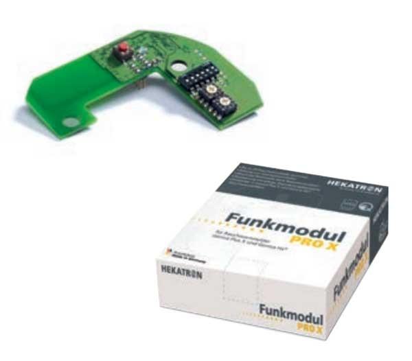 Funkmodul Hekatron ProX H-FunkmodulProX